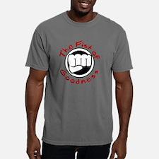Fist of Goodness 2 Mens Comfort Colors Shirt