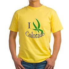 I cannabis Colorado T
