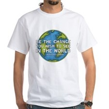 Be the Change - Earth - Green Vine Shirt