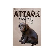 Labrador Puppy 5'x7'Area Rug