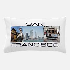 ABH San Francisco Pillow Case