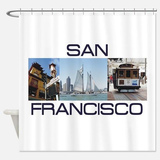ABH San Francisco Shower Curtain