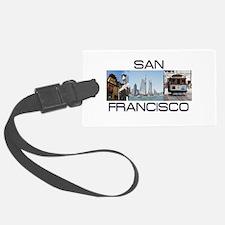 ABH San Francisco Luggage Tag