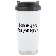 Cute Mental health counselor Travel Mug