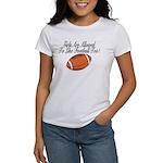 Girls & Football Women's T-Shirt