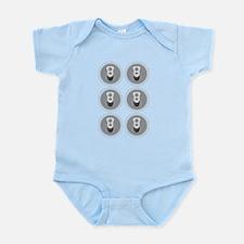 Pop Tops Infant Bodysuit