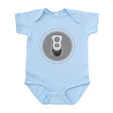 Aluminum Can Top Infant Bodysuit