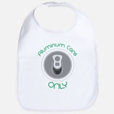 Aluminum Cans Only Bib