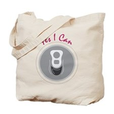 Yes I Can Tote Bag