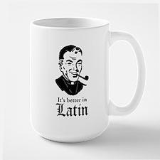 Latin Mugs