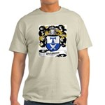 Ortmann Coat of Arms Ash Grey T-Shirt