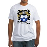 Ortmann Coat of Arms Fitted T-Shirt