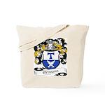 Ortmann Coat of Arms Tote Bag