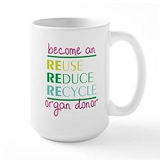 Organ Donor Mug