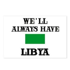 We Will Always Have Libya Postcards (Package of 8)
