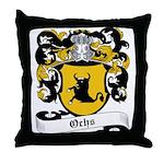 Ochs Coat of Arms Throw Pillow