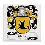 Ochs Coat of Arms Tile Coaster