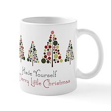 Merry Little Christmas Small Mug