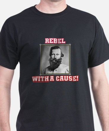 Rebel With a Cause - Stuart T-Shirt