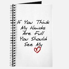 Heart is Full Journal