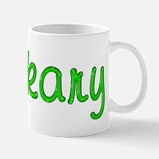 Zackary Glitter Gel Mug
