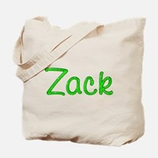 Zack Glitter Gel Tote Bag