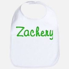 Zachery Glitter Gel Bib