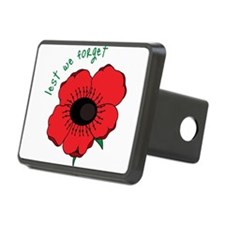 Lest We Forget Hitch Cover