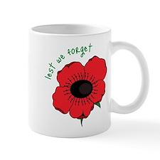 Lest We Forget Mug