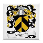 Neumair Coat of Arms Tile Coaster