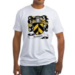 Neumair Coat of Arms Fitted T-Shirt