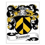 Neumair Coat of Arms Small Poster