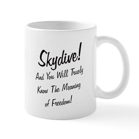 Skydive! Mug