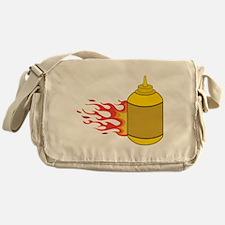 Mustard Bottle Messenger Bag