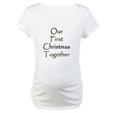 Our First Christmas Together Shirt