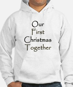 Our First Christmas Together Hoodie