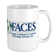 FACES CafePress Logo1000x355 Mugs