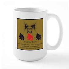Barbarian Sloth Mug