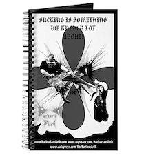 Barbarian Sloth Journal