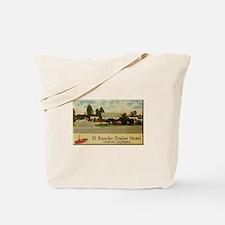 El Rancho Trailer Park Compton Tote Bag
