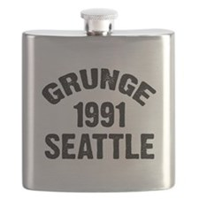 SEATTLE 1991 GRUNGE Flask