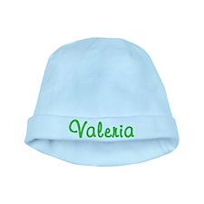 Valeria Glitter Gel baby hat