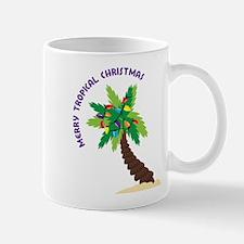 Merry Tropical Christmas Mug