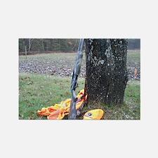Gun Hunting Needs Rectangle Magnet