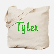 Tyler Glitter Gel Tote Bag