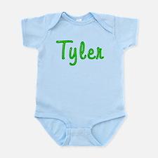 Tyler Glitter Gel Infant Bodysuit