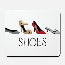 Shoes Mousepad