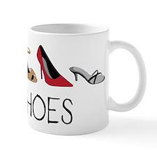 Shoes Small Mug