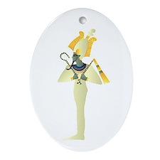 House of Osiris Oval Ornament