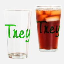 Trey Glitter Gel Drinking Glass